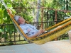 george-in-hammock