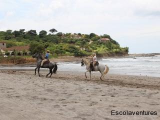 riding-on-the-beach