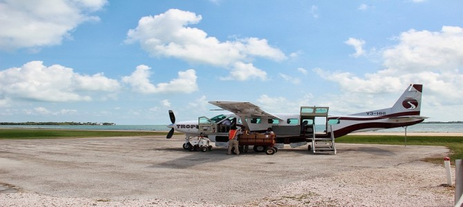 Our Ride to Corozal Belize