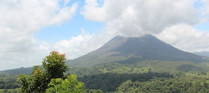 Arenal Costa Rica Hanging Bridges / Baldi Hot Springs