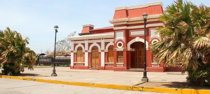 Visit to Granada Nicaragua
